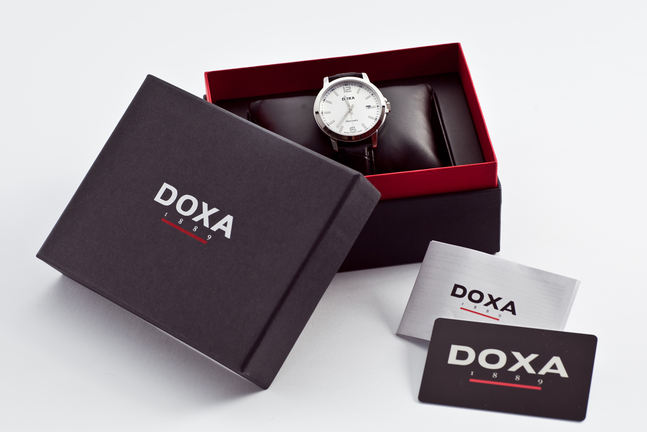 Doxa D-Light Automatic 171.90.201.03