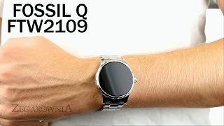 Zegarownia.pl FOSSIL Q SMARTWATCH MĘSKI Kod produktu: FTW2109