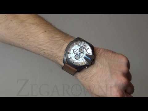 Zegarownia.pl DIESEL MEGA CHIEF Kod produktu: DZ4280