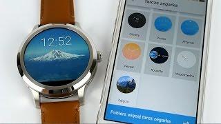 Prezentacja zegarka i funkcji Fossil Q Founder Zegarownia.pl