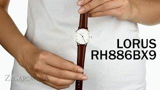 Zegarownia.pl LORUS SIMPLE DAMSKI Kod produktu: RH886BX9