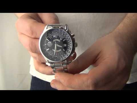 Zegarownia.pl ORIENT AUTOMATIC MULTI-YEAR CALENDAR  Kod produktu: FEU07008DX