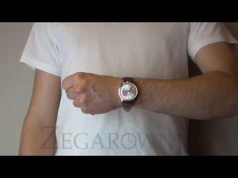 Zegarownia.pl INGERSOLL JEFFERSON AUTOMATIC  Kod produktu: IN1214SL