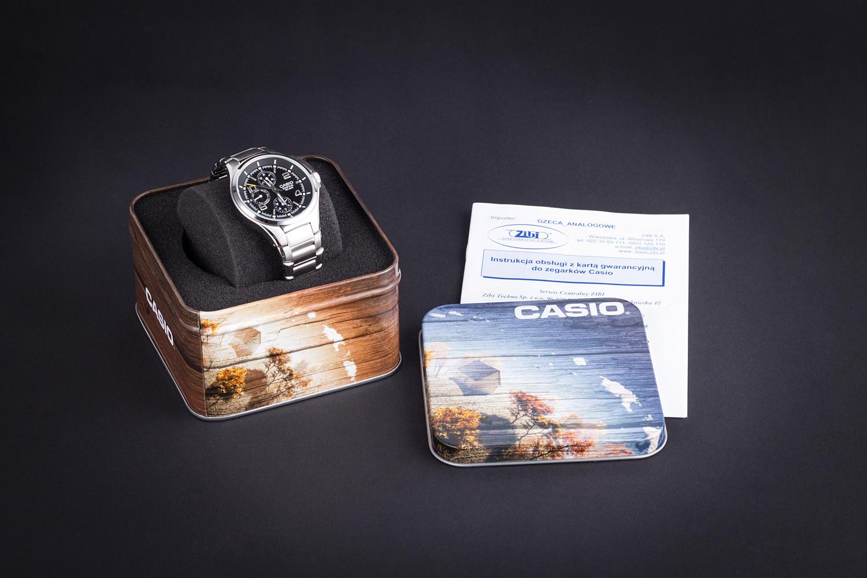Casio Pro Trek PRW-6100Y-1AER pudełko