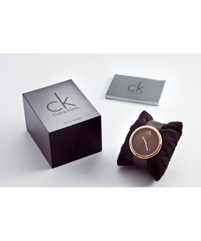 b9331b2bd Zegarek Damski Calvin Klein Dress X K5923126 • Zegarownia.pl