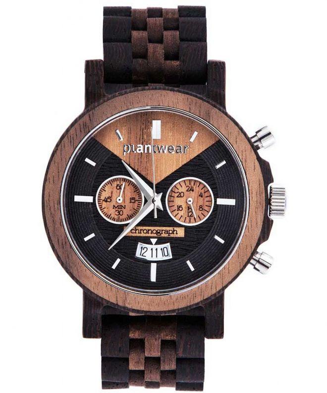 Zegarek męski Plantwear Select Chronograph Wenge-Orzech 47 5904181500517