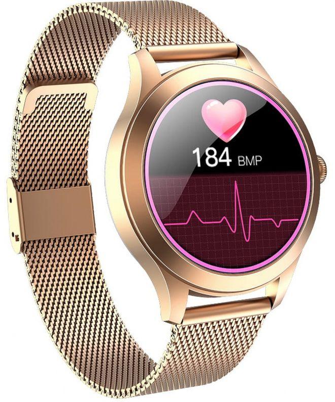 Smartwatch damski Garett Lady Naomi Pro RT 5904238480656