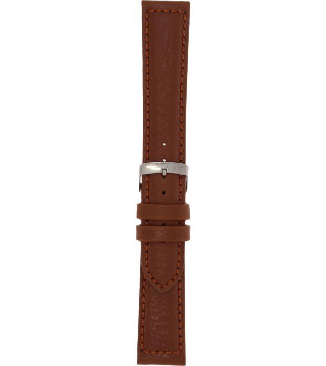 Pasek Morellato Panamera Cuoio Brown 28mm