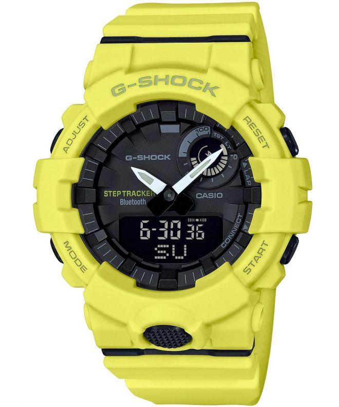 Zegarek G-SHOCK Style G-Squad Bluetooth Sync Step Tracker GBA-800-9AER