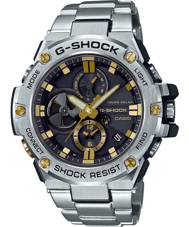 3e406773e7cef2 Casio GST-B100D-1A9ER - Zegarek G-SHOCK G-Steel Premium Bluetooth ...