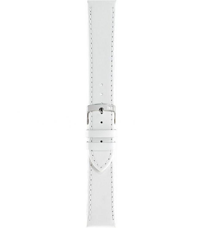 Pasek Morellato Sprint EC Nappa Bianco 10 mm