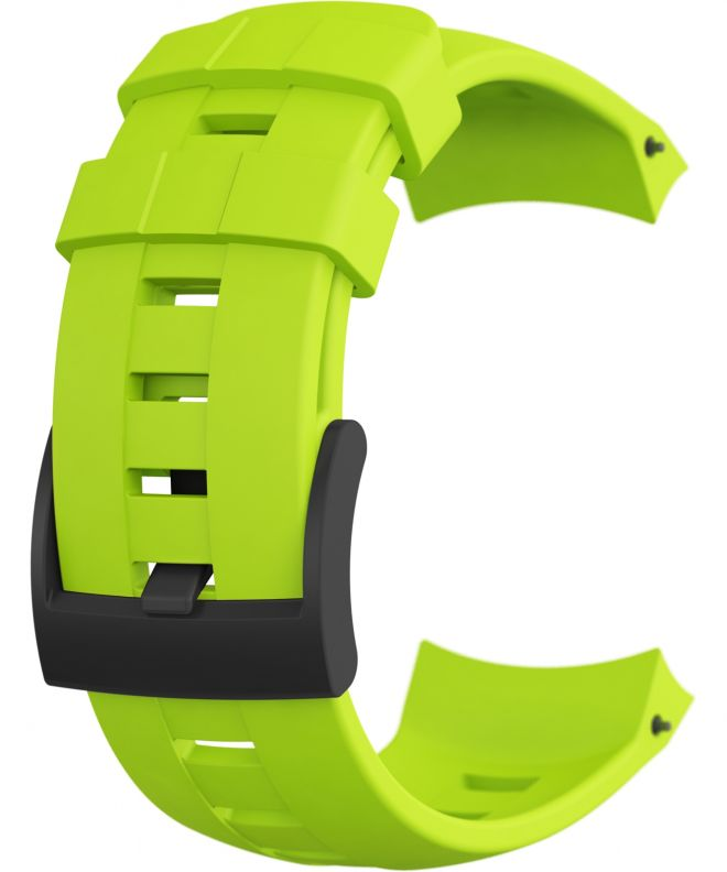 Pasek do Suunto Ambit 3 Vertical Lime Silicone 24 mm SS022007000