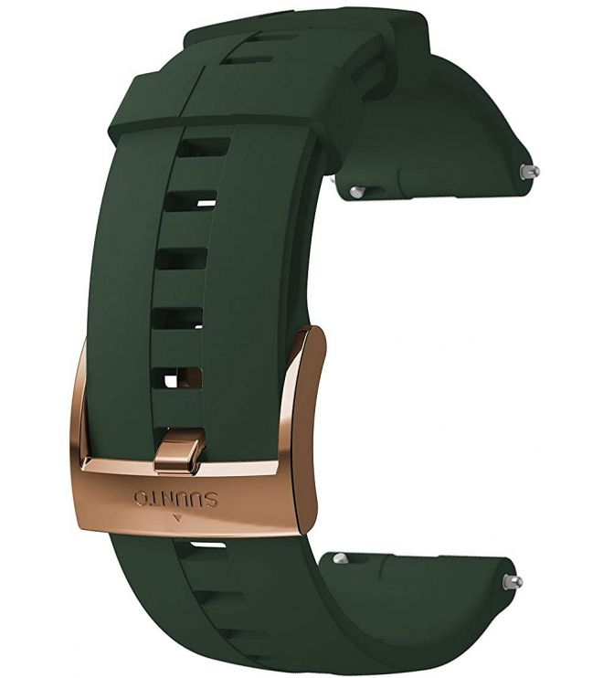 Pasek Suunto Athletic 4 Forest Copper M 24 mm SS023314000