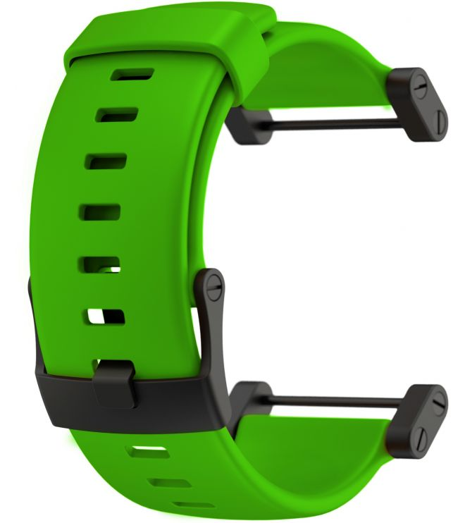 Pasek Suunto Core Rubber Green 24 mm SS022931000