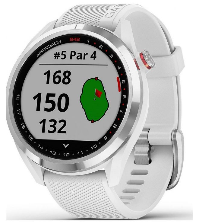 Smartwatch Garmin Approach® S42 010-02572-01