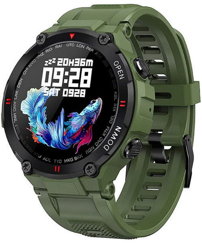 Smartwatch męski Garett Sport Combat RT 5904238480847