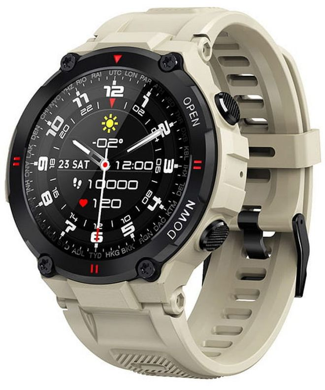 Smartwatch męski Garett Sport Combat RT 5904238480861