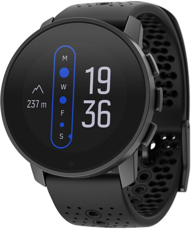 Smartwatch Suunto 9 Peak All Black SS050522000