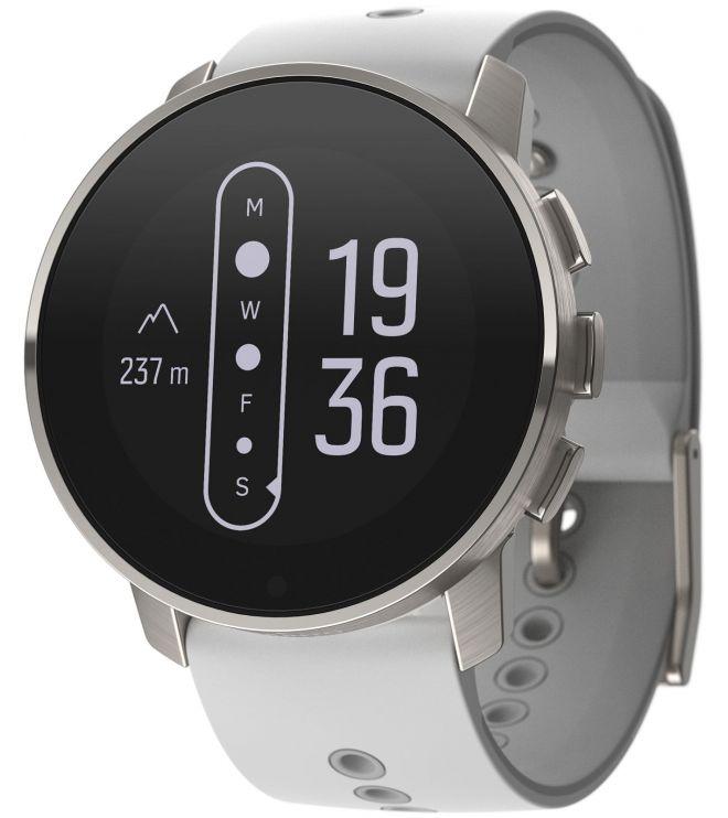Smartwatch Suunto 9 Peak Birch White Titanium SS050519000