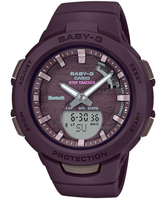 Zegarek Casio BABY-G G-Squad Bluetooth Step Tracker BSA-B100AC-5AER