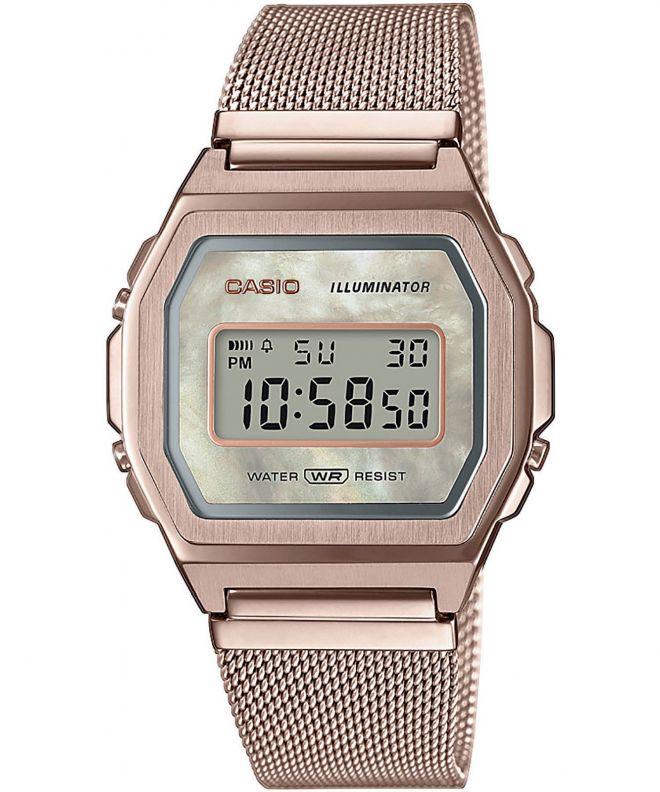 casio zegarek damski z kotem