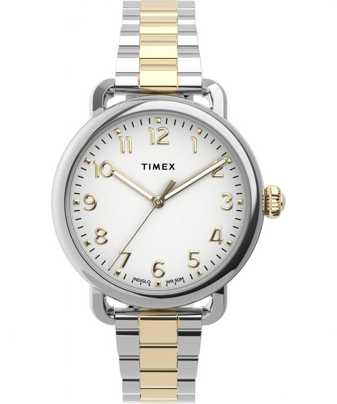 Zegarek damski Timex Essential Standard TW2U13800