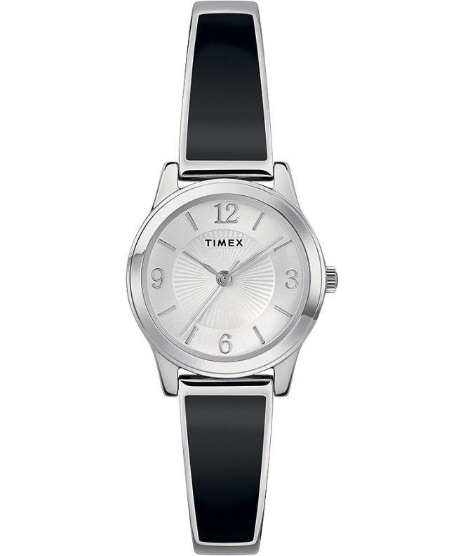 Zegarek damski Timex Fashion Stretch Bangle Outlet TW2R92700-outlet