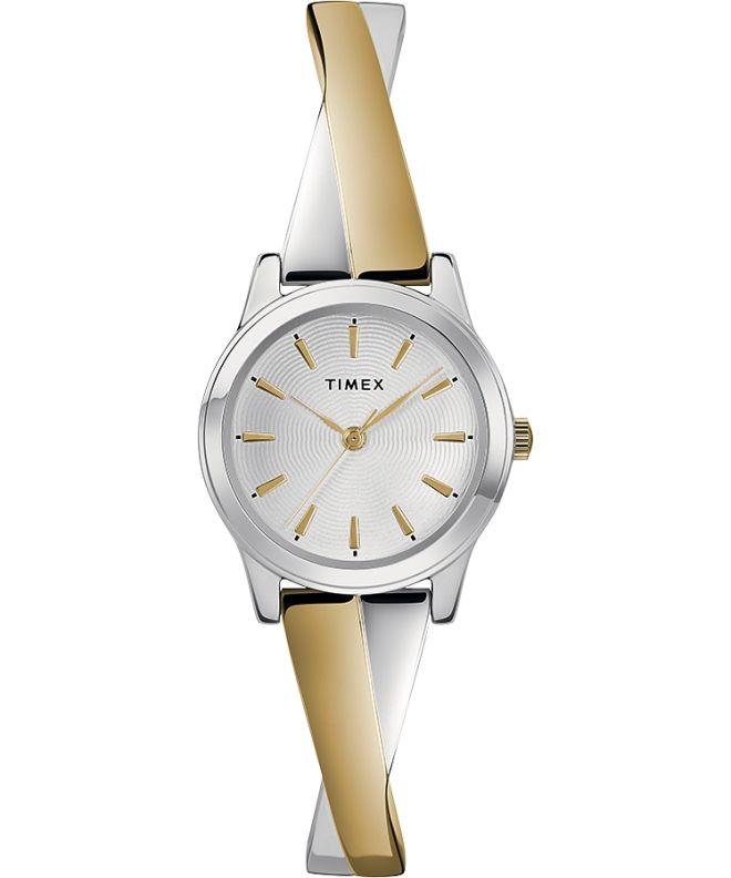 Zegarek damski Timex Fashion Stretch Bangle TW2R98600