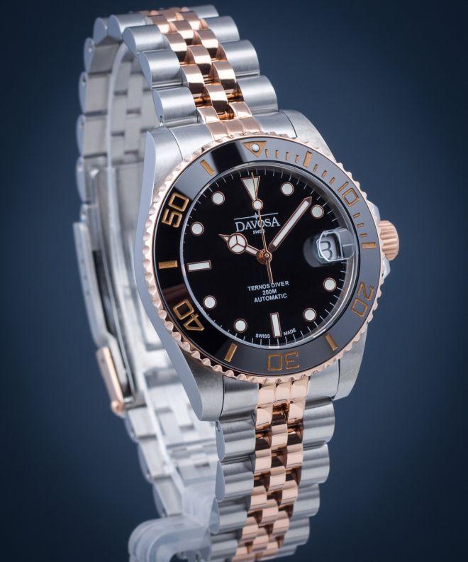 Zegarek Davosa Ternos Medium Diver Automatic 166.196.05