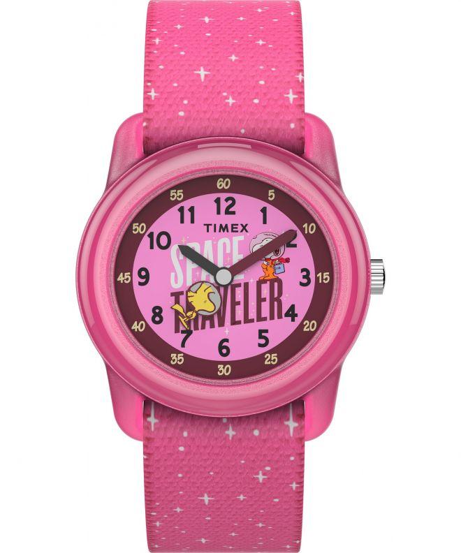 Zegarek dziecięcy Timex Kids x Space Snoopy TW7C79000