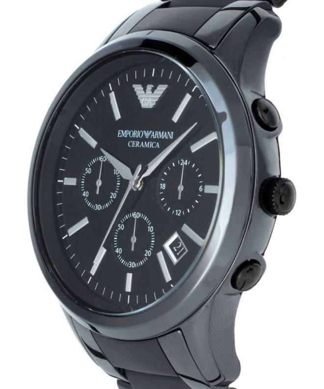 Zegarek męski Emporio Armani Ceramic