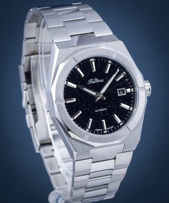 Zegarek męski Balticus Gwiezdny Pył Automatic BLT-BALSDBAD (GP2-A-D)