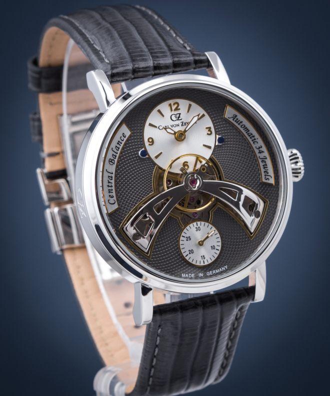 Zegarek męski Carl von Zeyten Baden-Baden Automatic CVZ0042GY