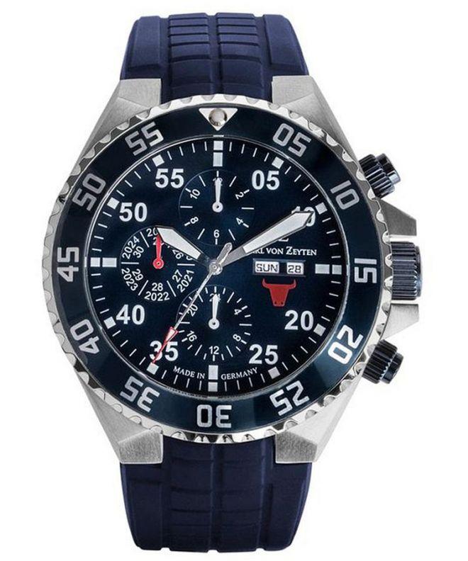 Zegarek męski Carl von Zeyten Belchen CVZ0067BL