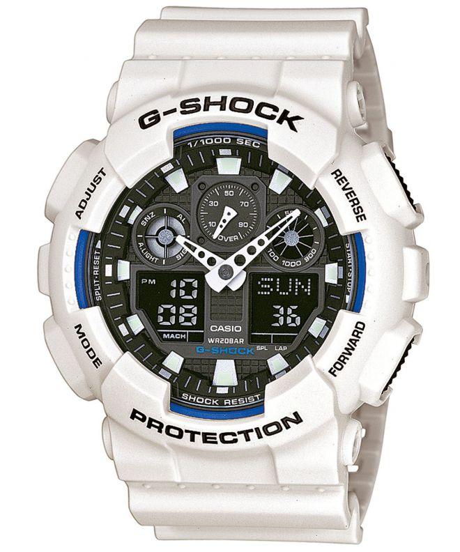 b5f4b59b7a5326 Casio GA-100B-7AER - Zegarek G-SHOCK • Zegarownia.pl