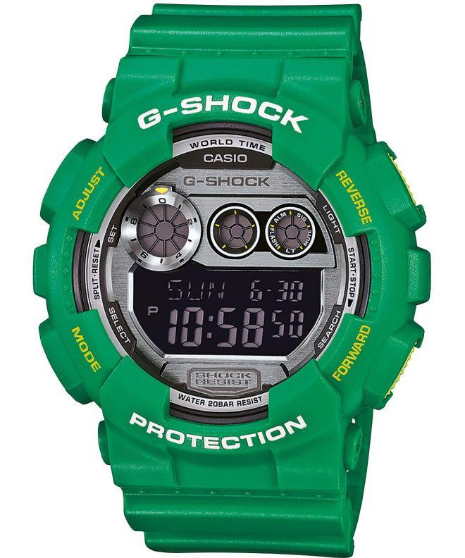1 Zegarek Dziecięcy Casio Kolor paska: Zielony • Zegarownia.pl