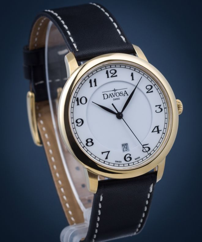 Zegarek męski Davosa Amaranto Quartz 162.481.26