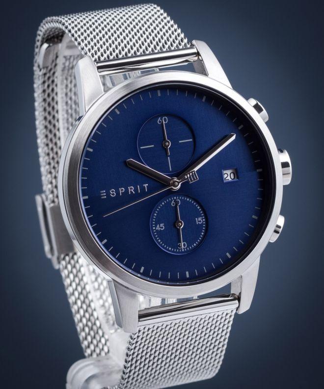 8a8ef3c270a891 Zegarek męski Esprit Linear Chronograph - ES1G110M0075
