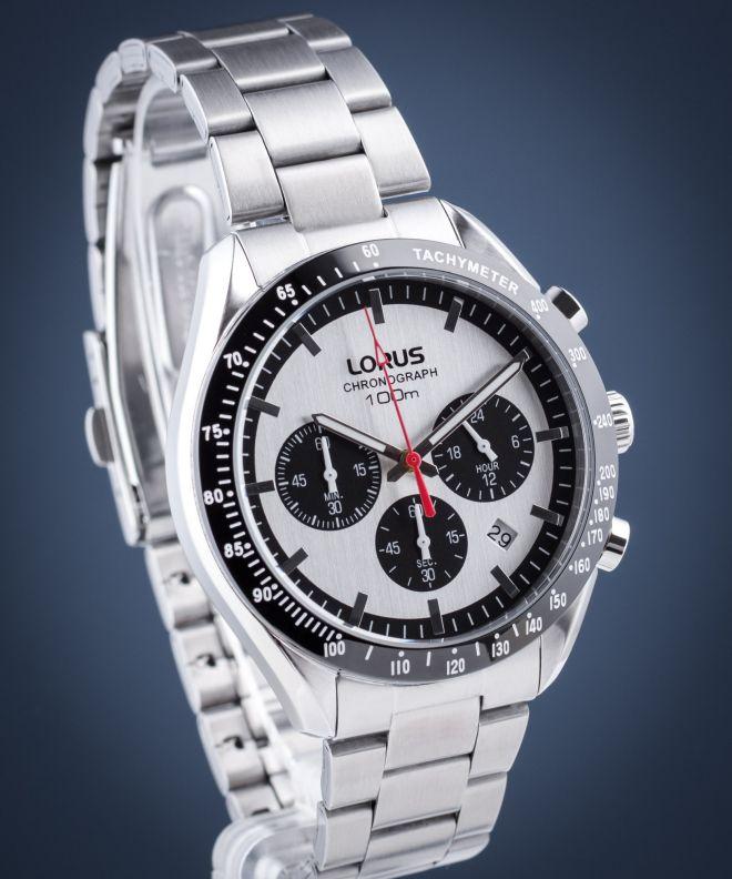 Zegarek męski Lorus Classic Chronograph RT333HX9