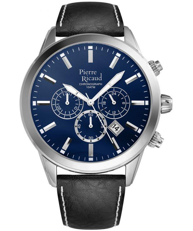 Zegarek męski Pierre Ricaud Chronograph P97010.5215CH