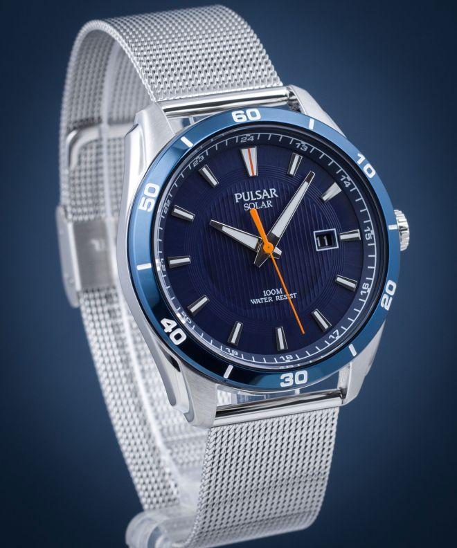 Zegarek męski Pulsar Solar PX3173X1