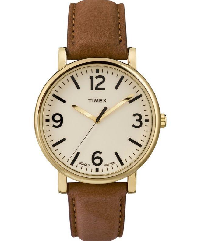 Zegarek męski Timex Oryginals Oversized T2P527