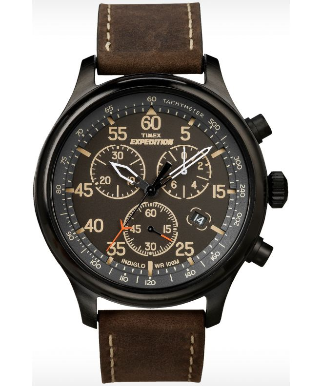 Zegarek męski Timex Field Chronograph