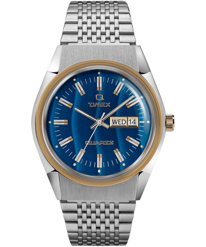 Zegarek męski Timex Q Reissue TW2T80800
