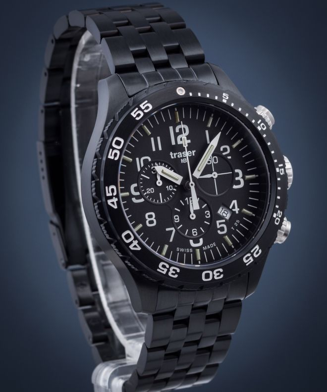 Zegarek męski Traser Officer Chronograph Pro TS-103349