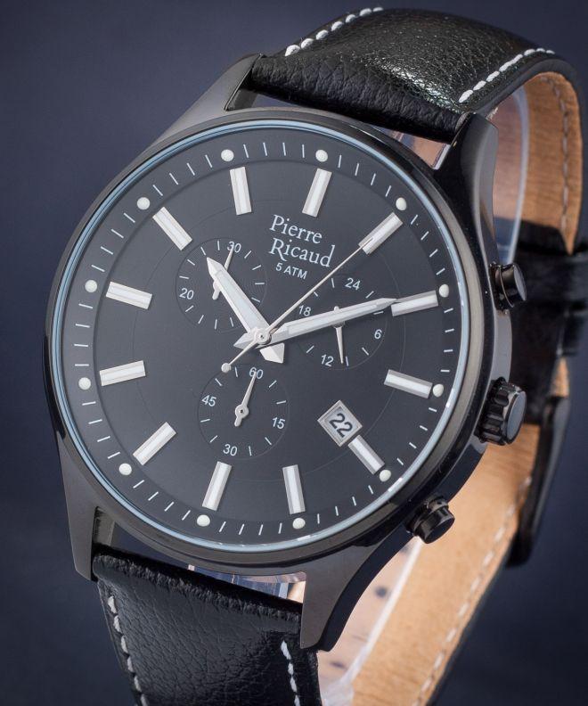 Zegarek Meski Pierre Ricaud Classic