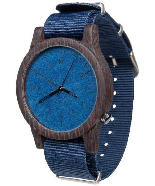 Zegarek Plantwear Heritage Blue Edition Heban 5904181500173