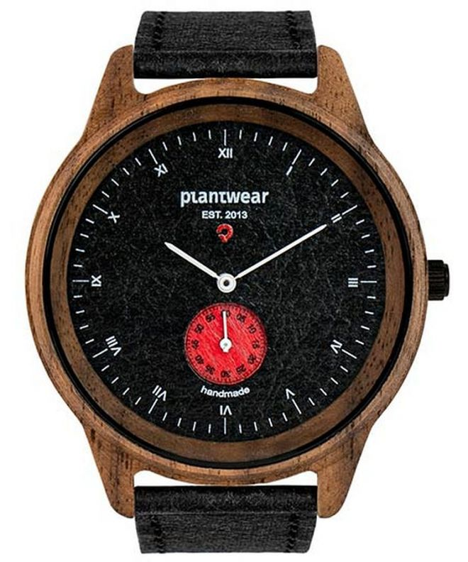 Zegarek Plantwear Pure Carbon Orzech Amerykański 5904181500654