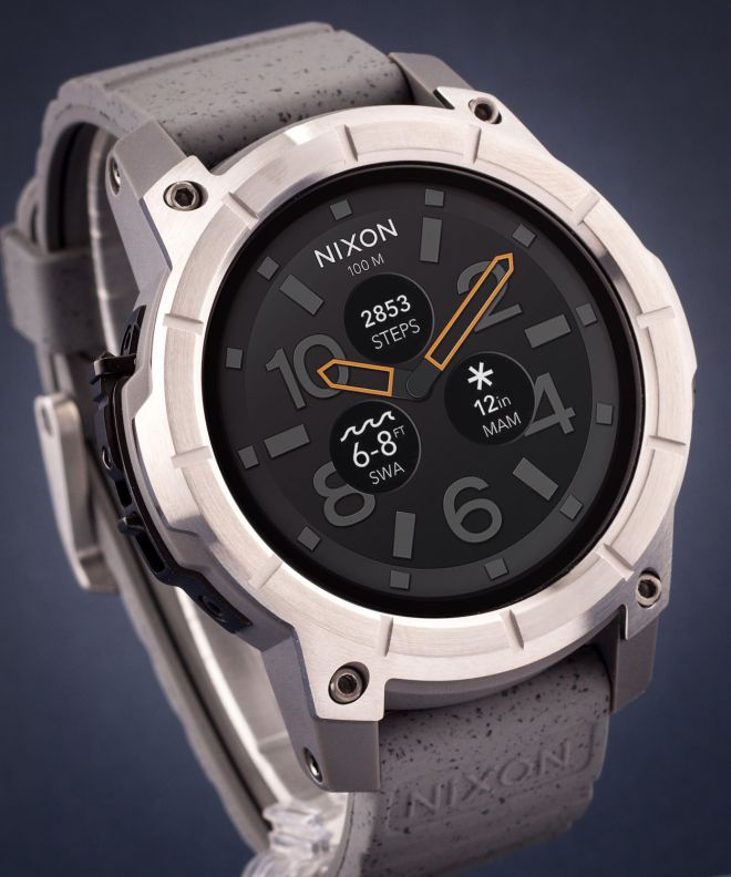Zegarek Smartwatch Nixon Mission