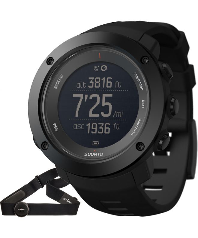 Zegarek Suunto Ambit 3 Vertical Black + HR